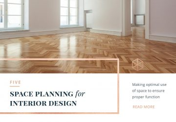 space planning interior design