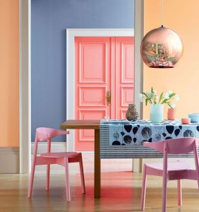 interiors trends 2018 ice cream colours