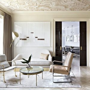 interiors trends 2018 statement ceilings